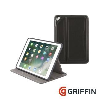 【Griffin】iPad 9.7吋 2018/2017 Survivor Rugged Folio 可拆卸式 三層防護 防摔保護套(保護套)