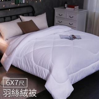 【BELLE VIE】膨Q彈超暖 雙人加厚羽絲絨被(180x210cm)