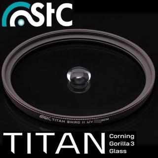 【STC】多層鍍膜抗刮抗污薄框保護鏡Titan 67mm保護鏡(康寧  MC-UV濾鏡)