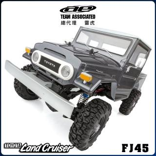 【Team Associated】CR12 豐田1977 Land Cruiser FJ45 四驅攀岩車 黑 6030AE-40004(攀岩車)