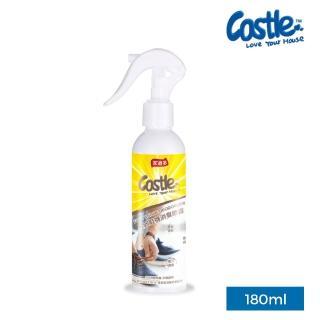 【CASTLE 家適多】鞋襪長效去味噴霧180mL(◆鞋子除臭◆抑菌除臭、抗菌劑◆源頭分解、實感消臭)