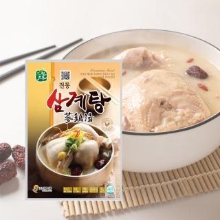 【韓國 宮廷養生】人蔘雞湯(1000g)