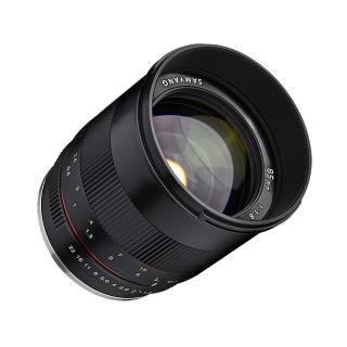 【韓國SAMYANG】85mm F1.8 手動對焦鏡頭(公司貨 Sony-E接環)