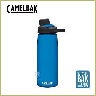 【CAMELBAK】750ml 戶外運動水瓶  牛津藍(CB1512404075 水壺)
