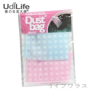 【UdiLife】洗衣機替用棉絮袋-2枚入x 6包(毛屑收取網袋)