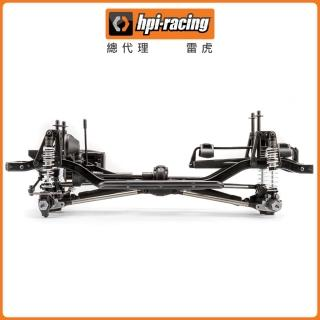 【HPI Racing】Venture SBK電動四驅攀岩車-自組版 6020HP-117255(攀岩車)