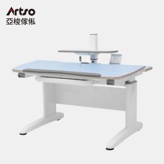 【Artso 亞梭】舒活DA桌/桌板120cm(買即贈可調式層架.電源夾)