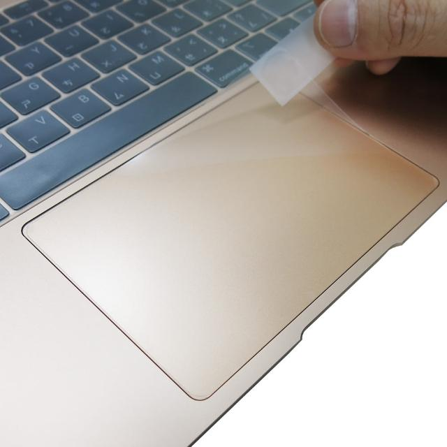 【Ezstick】APPLE MacBook AIR 13 A1932 TOUCH PAD 觸控板 保護貼