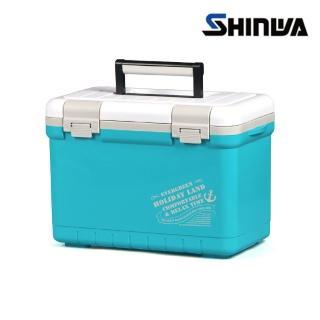 【SHINWA 伸和】日本伸和 Holiday Land 輕型保冷箱 11L(11L)