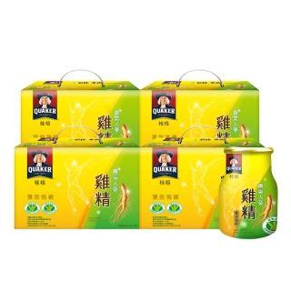 【桂格】養氣人蔘雞精禮盒68ml×18入×4盒