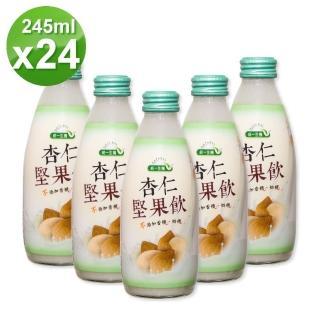 【統一生機】杏仁堅果飲(245ml/24瓶/箱)
