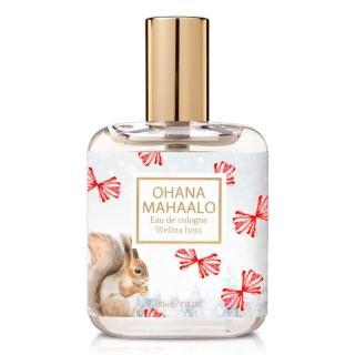 【OHANA MAHAALO】冬季童話輕香水(30ml)