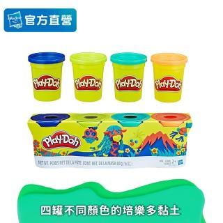 ~培樂多~補充罐系列 四色組 款4 OZ~D款 B5517