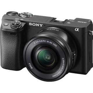 【SONY 索尼】A6400 16-50mm變焦鏡組(公司貨)