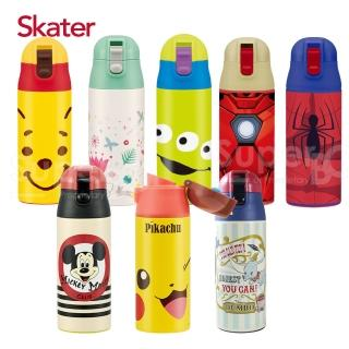 【Skater】直飲 不鏽鋼保溫瓶(360ml)