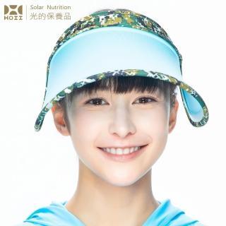 【HOII后益.】HOII后益 馬賽克冰冰帽 ★藍光(UPF50+抗UV防曬涼感先進光學機能布)