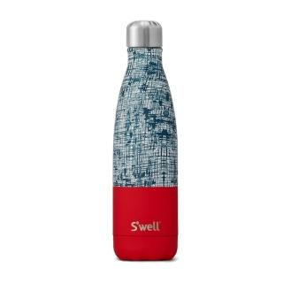 【S'well】Offshore-17oz-500ml 美國時尚不鏽鋼保冷.保溫瓶(Coastal Collection)