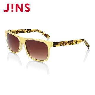 【JINS】方型膠框太陽眼鏡(特AMCF15S1041)