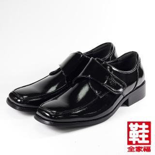 【鞋全家福】男_黏帶少男紳仕鞋