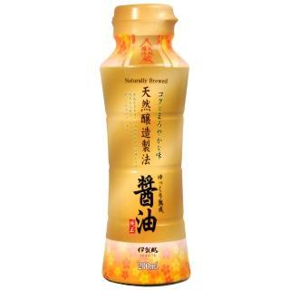 【伊賀越】伊賀越黃金藏醬油(200ml)