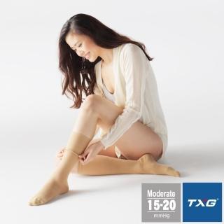 【TXG】舒柔款減壓襪 基礎型(靜脈保養/久站久坐)