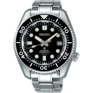 【SEIKO 精工】海洋大師復刻潛水300米機械錶-44.3mm(8L35-00R0D  SLA021J1)
