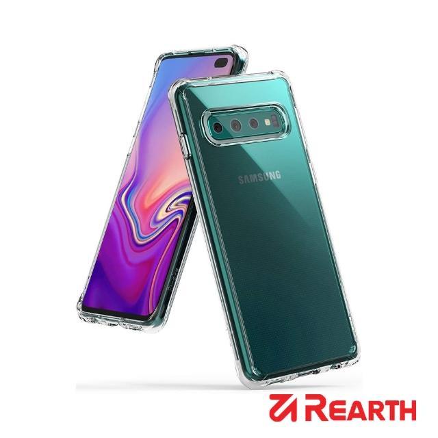 【Rearth】三星 Galaxy S10 Plus Ringke Fusion 高質感保護殼(軍規抗震、熱銷品牌)