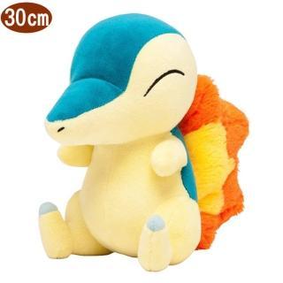【TDL】精靈寶可夢火球鼠絨毛娃娃玩偶30公分 233311