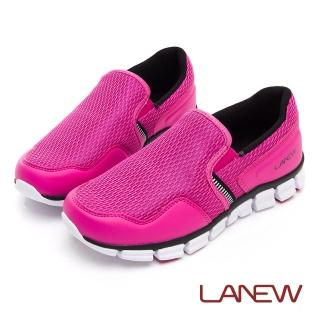 【La new】輕量慢跑鞋 懶人鞋(女50246234)