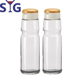 【SYG】精緻玻璃涼水壺1000cc(二入組)