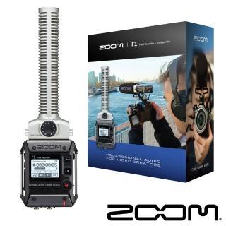 【ZOOM】F1-SP 指向性麥克風 錄音機(正成公司貨)