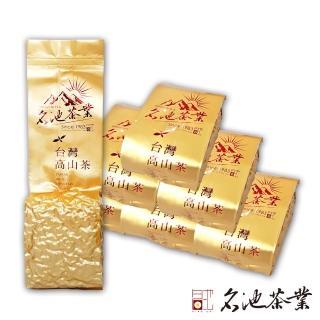 【名池茶業】第一波春茶 ‧ 獨品奶香台灣金萱烏龍(150g x10)