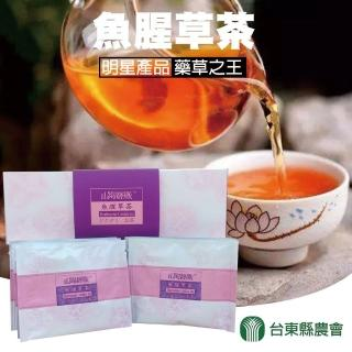 【台東縣農會】山海經脈-魚腥草茶(2g-包 20包-盒)