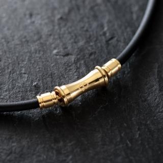 【克郎托天Colantotte】TAO NECKLACE RAFFI GOLD 精品磁石項鍊(韓系設計 新款上市)