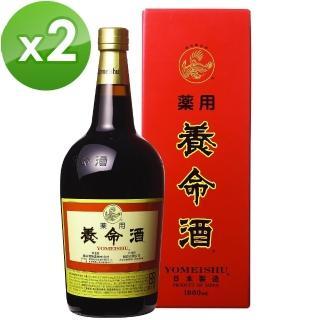 【養命酒】日本藥用養命酒1000ml×2瓶