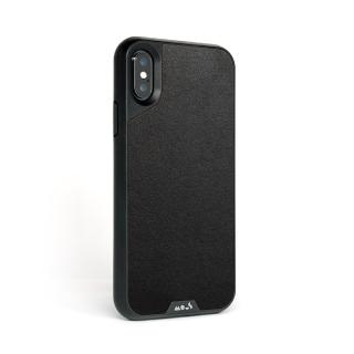 【Mous】Limitless 2.0 iPhone Xs Max 6.5吋 天然材質防摔保護殼(皮革)