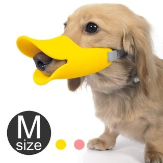 【日本OPPO】呱呱寵物嘴套- 哈囉你好款M(日本製造 防亂吃 防亂吠 防亂咬)