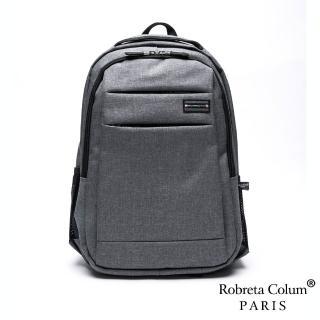 【Roberta Colum】嚴選防潑水個性雙肩後背包-共2色