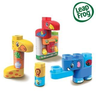 【LeapFrog】Leap Builders Wild Animals 小小建築師-野生動物組