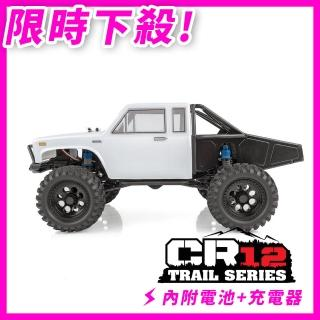 【Team Associated】CR12 Tioga 半卡 1/12 四驅攀岩車 6030AE-40005(攀岩車)