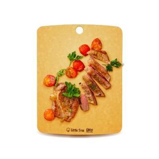 【美國Little Tree小樹】實用型防滑無毒木纖維砧板S(29x23x0.6cm)