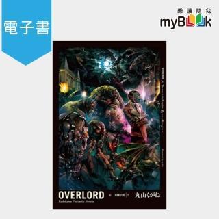 【myBook】OVERLORD_輕小說  6(電子漫畫/輕小說)
