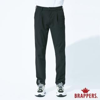 【BRAPPERS】男款 HC-Cargo系列-彈性中腰直筒褲(黑)