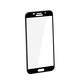 【iDeatry】全滿版保護貼 Samsung Galaxy A5 2017 保護貼 玻璃貼 全滿版9H 鋼化膜 螢幕保護貼(保護貼)