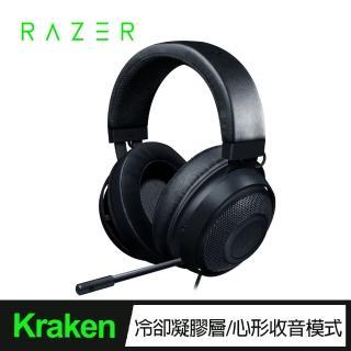 【Razer 雷蛇】Razer Kraken★北海巨妖耳機麥(黑)