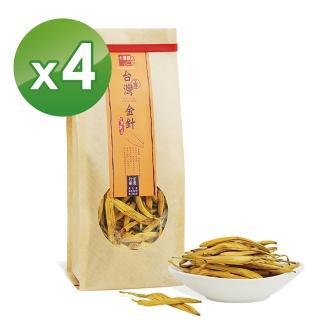 【十翼饌】上等台灣金針(70g x4包)