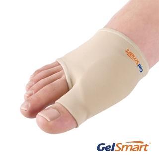 【GelSmart 吉斯邁】拇趾外翻護墊 1入(防霉抗菌)