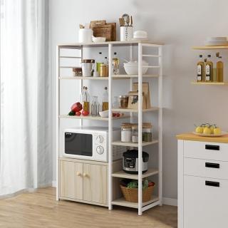 【HappyLife】廚房多層落地置物架