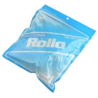 【Rollo】SLIM-捲煙專用加長型濾嘴(6mm-2包入)