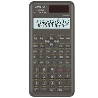 【CASIO 卡西歐】工程用標準型計算機(FX-991MS-2)
